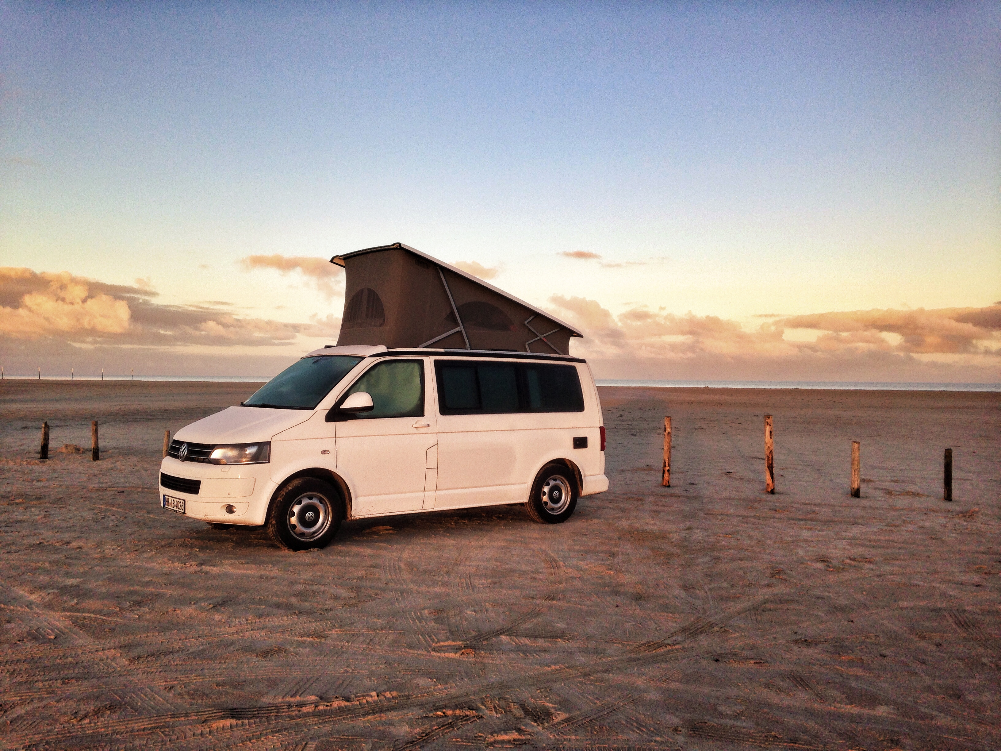 Van T5 California
